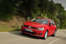 New 2013 Volkswagen Golf Mk7 review