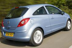 Down to... Vauxhall Corsa