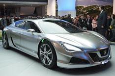 6. Peugeot RC Hymotion