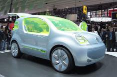 Electric Renaults head for 2012 Olympics