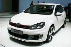 8. VW Golf GTI
