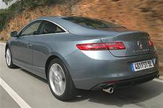 First drive: Renault Laguna Coupe