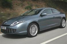 Renault Laguna Coupe from 20,995