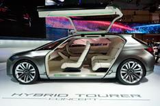 Subaru plans to join hybrid society