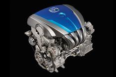 Mazda's Sky engines and gearbox