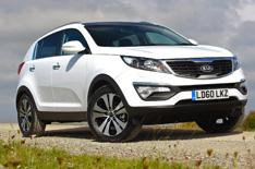 Full Kia Sportage range now on sale