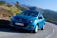 Mazda rules out a city car