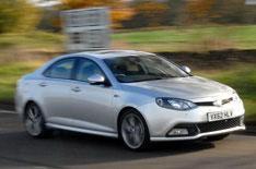 2013 MG 6 diesel review
