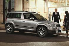Skoda Yeti Laurin & Klement launched