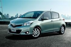 New Toyota Yaris revealed