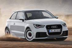 Audi A1 quattro unveiled