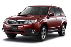 Subaru Forester: first official images