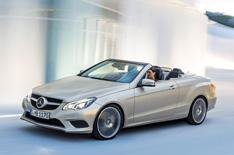 New Mercedes E-Class Cabriolet revealed