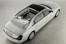 Maybach Landaulet: a snip at 680,000