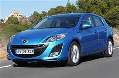 Mazda 3 to get stop-start