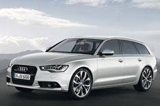 New Audi A6 Avant sneak preview