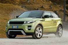 Range Rover Evoque eD4 review