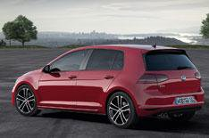 Volkswagen Golf GTD unveiled