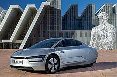 314mpg Volkswagen XL1 confirmed