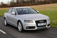 New tax-efficient A4s here by summer
