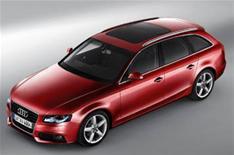 Company Audi A4 Avant query