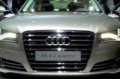 Audi A8 launch video