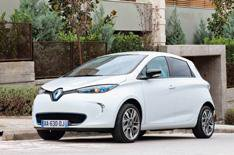 Renault Zoe specifications revealed