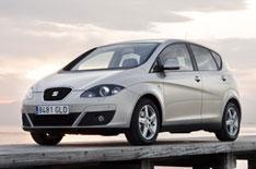Seat Altea: driven