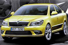 Face-lifted Octavia models breaks cover