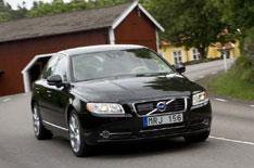 New Volvo S80 D5 driven