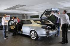 Readers rate new Saab 9-5 Sportwagon