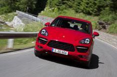 2012 Porsche Cayenne GTS review