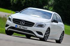 2012 Mercedes A-Class prices revealed