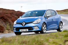 2013 Renault Clio GT-Line review