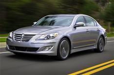 Hyundai Genesis not UK-bound