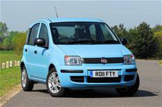 More power and more mpg for Fiat Panda