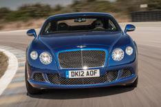 Bentley GT Speed prices and specs