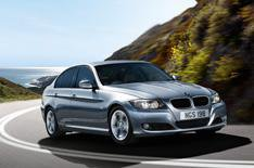 BMW's most efficient 3 Series driven