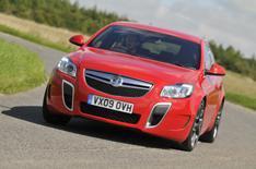 Vauxhall Insignia VXR: driven