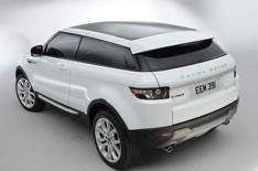 Evoque uncovered: Land Rover pedigree