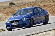 New BMW M5 vs Mercedes E63 AMG