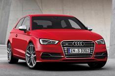 2013 Audi S3 unveiled