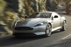 2013 Aston Martin DB9 launched