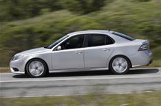 Saab 9-3 gets greener
