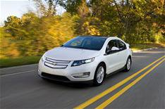 Chevrolet Volt cheaper than the Ampera