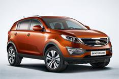 Kia Sportage gets Geneva debut