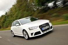 2012 Audi RS4 Avant review