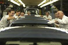 BMW and Volkswagen cut production