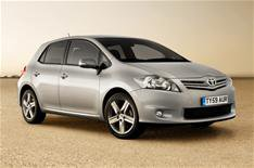 Revamped Toyota Auris revealed