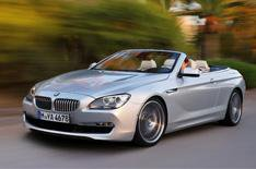BMW unveils new 6 Series Convertible